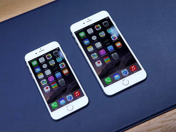 Trung tuần tháng 11, iPhone 6s/6s Plus lên kệ tại Việt Nam