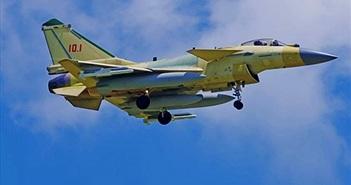 Bí ẩn phiên bản tiêm kích J-10C của Trung Quốc