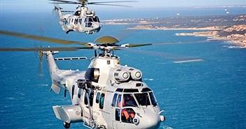"""""""Phát hoảng"""" chủng loại trực thăng của Quân đội Thái Lan"""