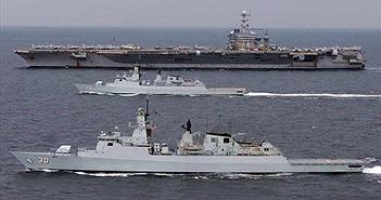 Top 6 tàu chiến định hình hải quân Đông Nam Á (2)