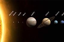 Khoa học vũ trụ: Thứ tự của 8 (hoặc 9) hành tinh trong Hệ Mặt Trời