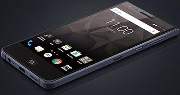 Rò rỉ hình ảnh điện thoại chống thấm nước đầu tiên từ BlackBerry