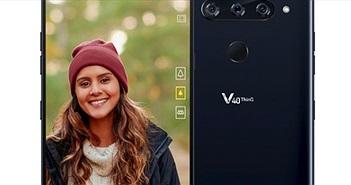 5 máy ảnh LG V40 ThinQ có loại bỏ giới hạn nhiếp ảnh smartphone?