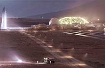 Tò mò căn cứ đầu tiên trên sao Hỏa dự xây vào 2028