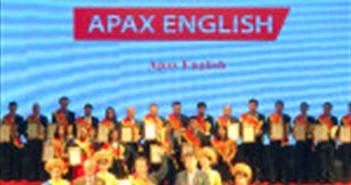 Danh hiệu Sao Khuê cho mô hình học tiếng Anh ứng dụng công nghệ 4.0