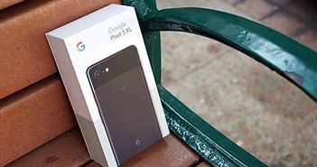 Chưa ra mắt chính thức nhưng ảnh mở hộp Google Pixel 3 XL bản thương mại đã xuất hiện