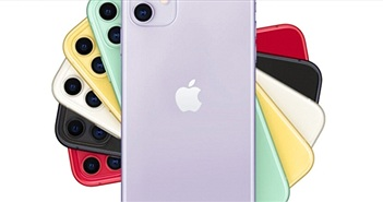 """iPhone 11 bán quá """"chạy"""", Apple phải tăng sản lượng thêm 10%"""