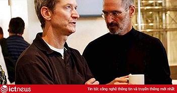 Tim Cook tưởng nhớ 8 năm ngày mất Steve Jobs