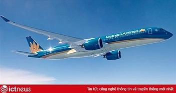 Vietnam Airlines cung cấp dịch vụ Wi-Fi trên chuyến bay từ ngày 10/10