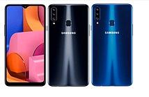 Galaxy A20s ra mắt - 3 camera sau, giá 169 USD