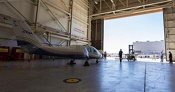 NASA thử nghiệm máy bay chạy hoàn toàn bằng điện X-57 Maxwell