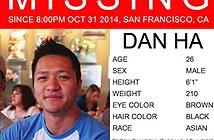 Lập trình viên gốc Việt tại San Francisco mất tích bí ẩn