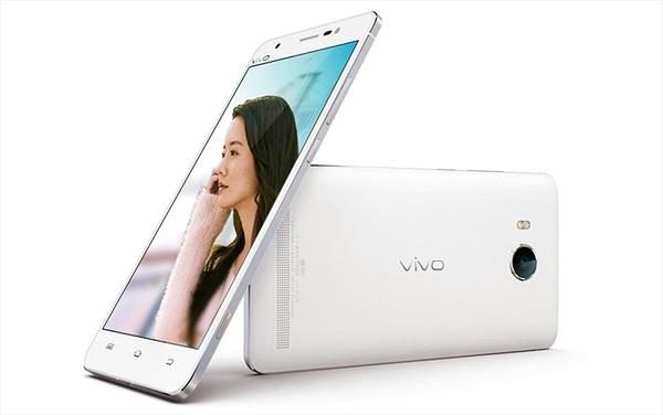 Vivo sắp ra mắt smartphone 6 inch mới