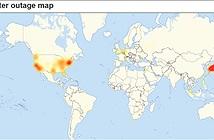 Twitter sập mạng toàn cầu trước bầu cử Mỹ