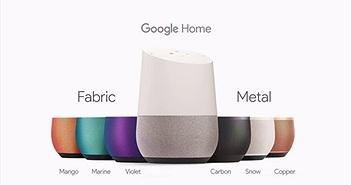 Google đã cho phép khách hàng đặt mua trước Google Home
