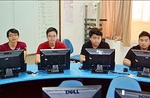 Cuộc thi sinh viên với an toàn thông tin