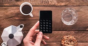 NichePhone-S: chiếc điện thoại Android không thể nhỏ hơn được nữa