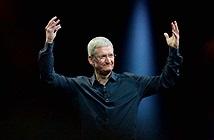 Tim Cook kiếm thêm 34 triệu USD nhờ doanh số iPhone X tăng kỷ lục