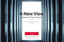 OnePlus 5T ra mắt ngày 16/11: màn hình 18:9, camera kép, Snapdragon 835