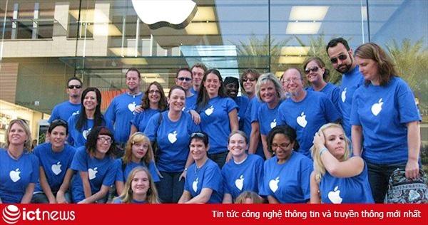 Apple tăng phúc lợi với nhân viên vừa lên chức bố mẹ