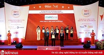 Lợi nhuận nửa năm 2019 tăng 113%, MobiFone lọt Top 500 doanh nghiệp Việt Nam có lợi nhuận tốt nhất