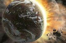 Góc nhìn kịch tính khi ngoại hành tinh va chạm