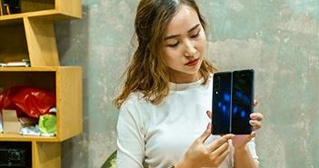Samsung bán điện thoại đắt nhất ở Việt Nam: Giá gấp đôi iPhone 11, có tiền chưa chắc đã mua được?