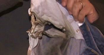 iPhone 6 Plus bốc cháy dữ dội trong túi quần người sử dụng