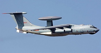 """Tường tận """"radar bay"""" mạnh nhất của Không quân Trung Quốc"""