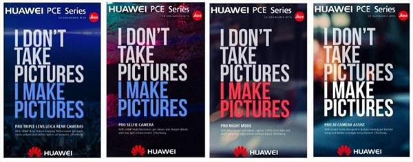 Huawei P11 sẽ có mặt sau với 3 camera, khả năng chụp ảnh 40MP?