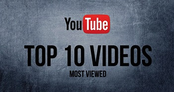 Top 10 video YouTube của năm 2017