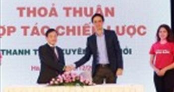 Vietcombank đã kí thoả thuận hợp tác chiến lược với Lazada