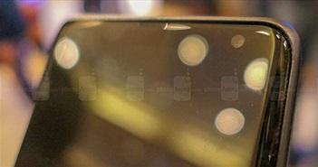 NÓNG: Samsung bất ngờ lộ ảnh smartphone 5G