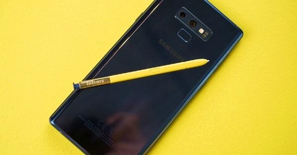 Xác nhận: Galaxy S10 sẽ có phiên bản 5G và máy quét vân tay trên màn hình