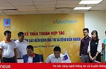 PVI hợp tác với eBaohiem phân phối bảo hiểm ung thư và bệnh hiểm nghèo trên kênh trực tuyến
