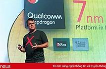 Qualcomm tung ra dòng chip Snapdragon 8cx biến PC thành smartphone