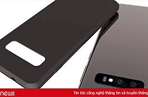 Samsung Galaxy S10 dùng camera kép lộ ảnh