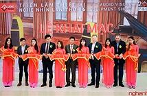 Khai mạc AV Show 2018 lần thứ 15 tại Hà Nội: Mâm than bay, đàn ma và loa tiền tỷ