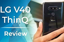LG V40 ThinQ: 5 camera đa dụng nhưng chưa thật sự nổi trội