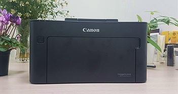 Tìm hiểu máy in được thiết kế riêng cho người Việt: Canon imageCLASS LBP161dn+