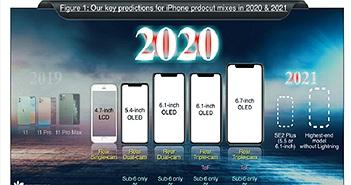 iPhone sẽ không có bất kỳ cổng kết nối nào vào năm 2021