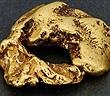 Khối vàng khổng lồ được tìm thấy dưới lòng sông nước Anh