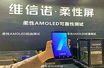 Trung Quốc lại sắp ra mắt smartphone màn hình gập đấu Samsung
