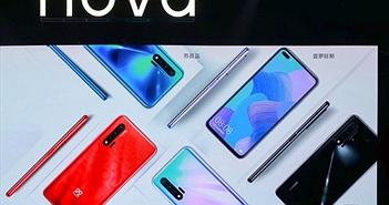 Huawei Nova 6 ra mắt: 'tình một đêm' giữa Galaxy S10+ và P30 Pro, sạc nhanh 44W