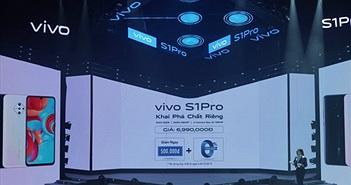 Vivo S1 Pro ra mắt trong đêm nhạc hoành tráng với Noo Phước Thịnh