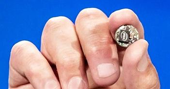 Intel công bố nền tảng Curie dành cho thiết bị đeo