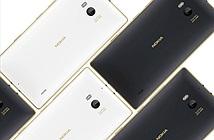 Microsoft công bố Lumia 830 và 930 bản màu vàng gold sang trọng