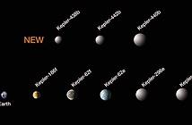 Phát hiện hành tinh rất giống trái đất