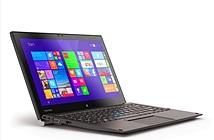 Cận cảnh laptop biến hình Toshiba Portege Z20t