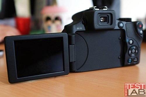 Đánh giá nhanh máy ảnh siêu zoom Canon PowerShot SX60 HS